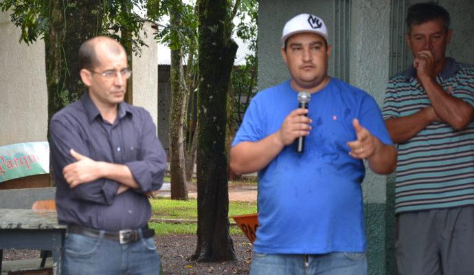 Coordenador do CMD Lucas Ducles destaca a importância da Prefeitura Municipal de Constantina trazer os jogos do Sesc ao município