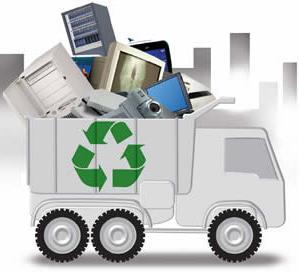 Entrega de Lixo Eletrônico até dia 10 de março