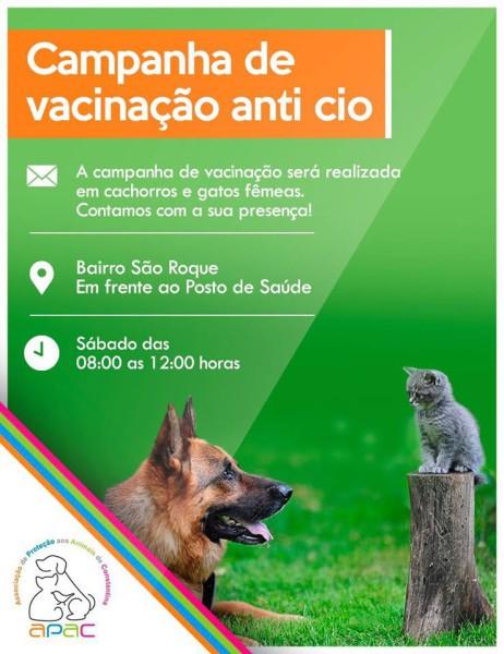 Vacinação bairro