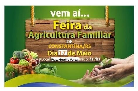 Feira Agricultura Familiar