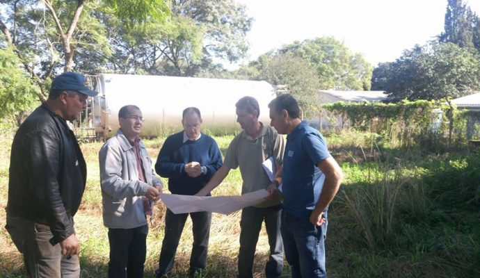 Corsan Autoriza a Instalação de Nova Caixa de Água em Constantina