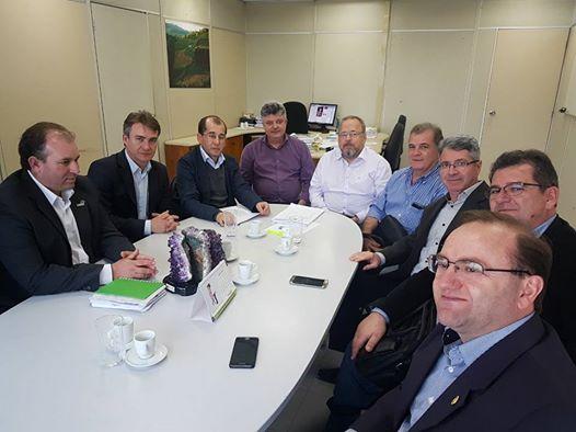 Reunião  Adroaldo