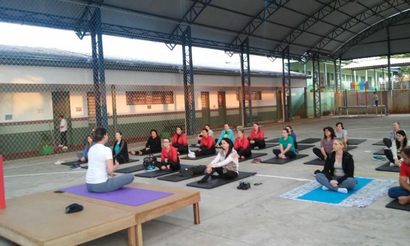Aulas de Yoga st bem viver