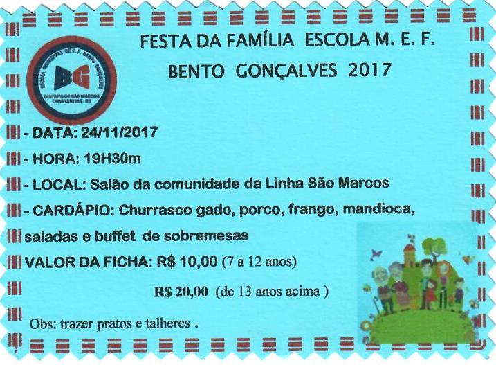 Festa São Marcos