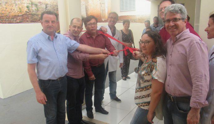 Importantes obras são inauguradas no hospital da AHCROS