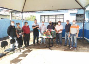 Campanha Mutirão Solidário realiza primeira entrega de alimentos