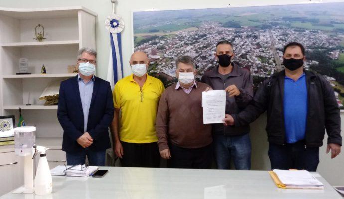 MDB solicita emenda ao Deputado Márcio Biolchi