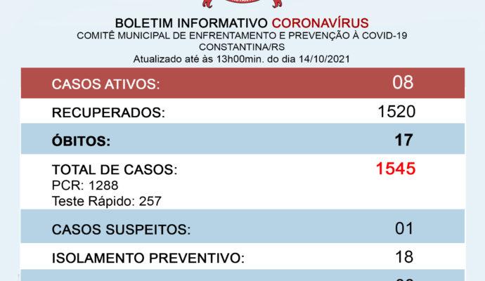 Boletim Informativo Constantina